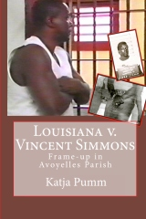 book cover Louisiana v. Vincent Simmons